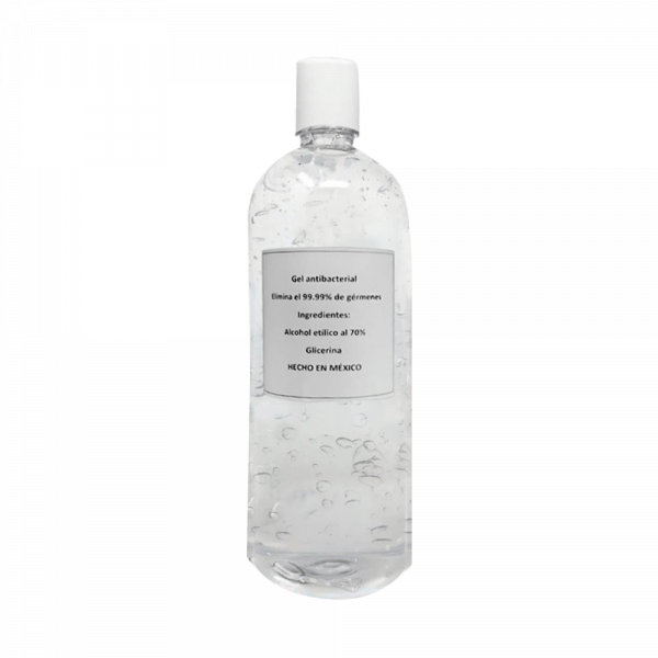 gel antibacterial, gel de 1 litro, gel covid