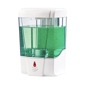 DISPENSADOR DE GEL O JABÓN ANTIBACTERIAL
